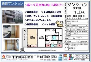 メゾンエクレーレ16万円
